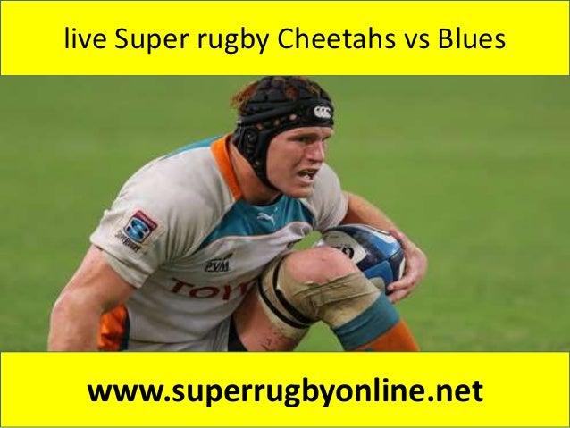 live Super rugby Cheetahs vs Blues www.superrugbyonline.net