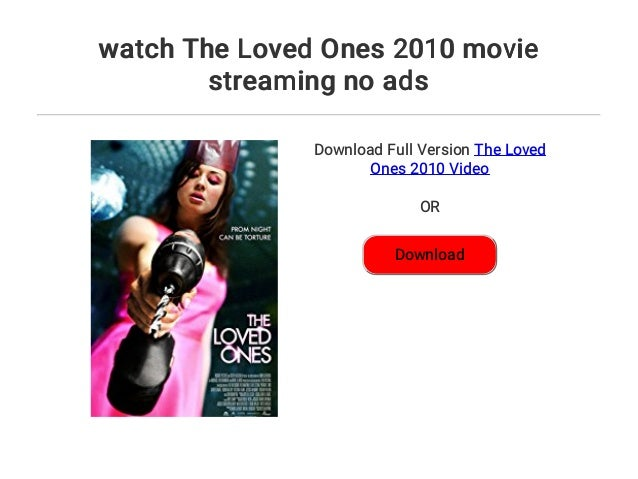 the loved ones download