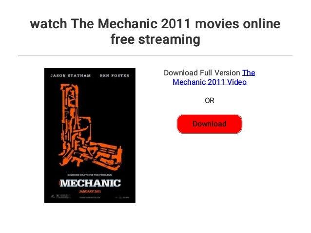 The Mechanic Online Stream