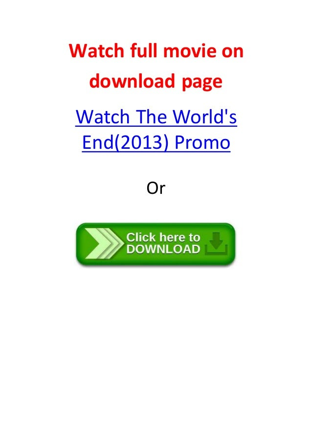 Download Film Worlds End 2013