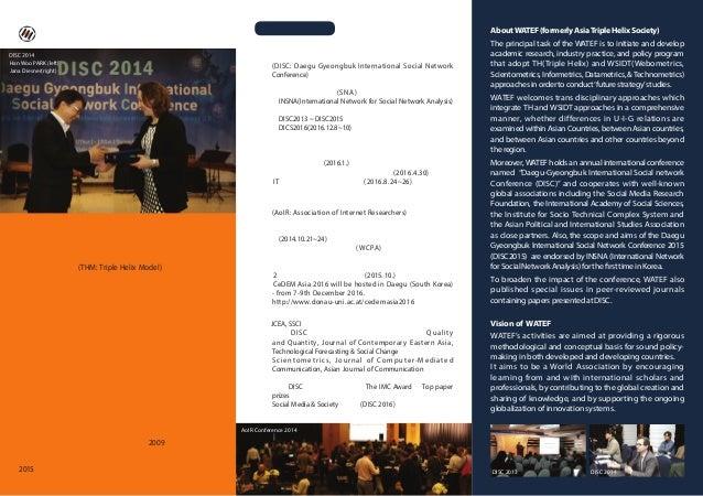 Watef disc information packet (25 april 2016) Slide 2