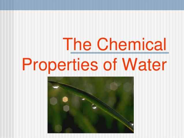 ap biology properties water Ap biology - tustin unified school district  welcome to ap biology to prepare  for  which property explains the ability of a water strider to walk on water 5.