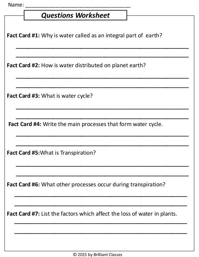 water on earth worksheet resultinfos. Black Bedroom Furniture Sets. Home Design Ideas