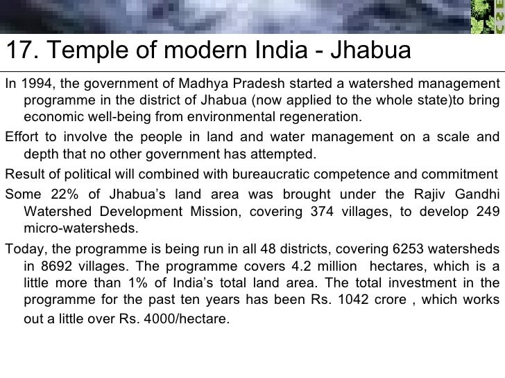 water management in india It is extremely difficult to imagine an entire category of architecture slipping off the grid but this is precisely what seems to have happened with the ste.