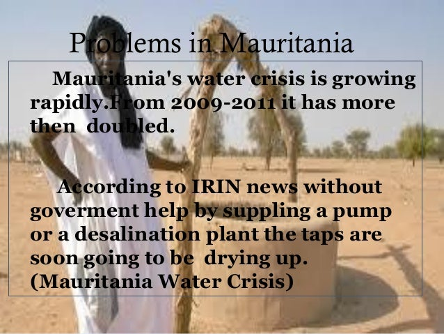 water scarcity in africa Water scarcity water scarcity already affects every continent sub-saharan africa has the largest number of water-stressed countries of any region.