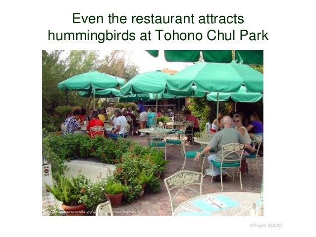 Tohono Chul Park Restaurant