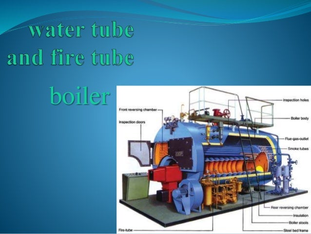 Fire Water Boiler ~ Water and fire tube boilers