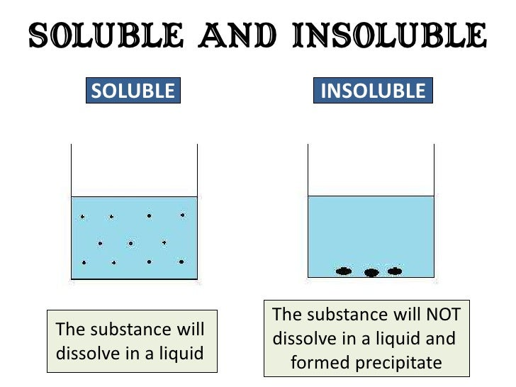 Can liquids dissolve in water? | chapter 5: the water molecule and.
