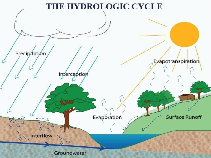 OceanInfiltrationRecharge Runoff Aquifer Precipitation Evaporation ET Surface Water Groundwater 11 Hydrologic Cycle