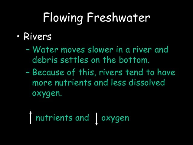 water biomes Water covers about three quarters of our planet from oceans to rivulets, aquatic biomes are host to a wide variety of life-forms, and minerals, from the most common algae to the most.