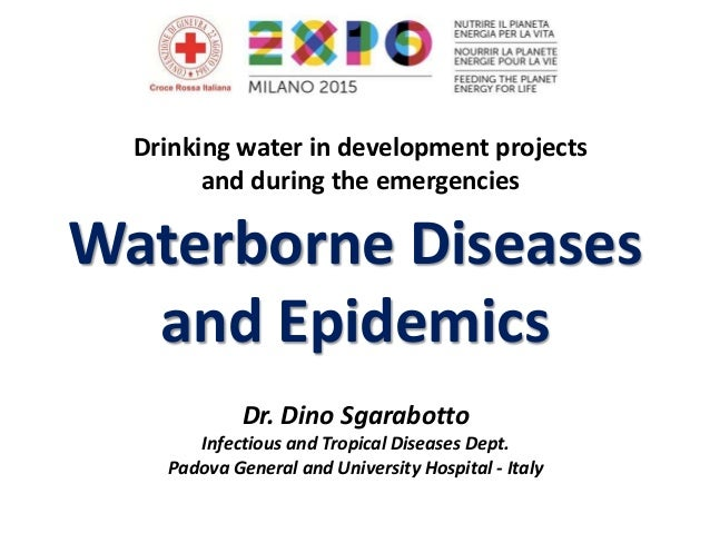 waterborne diseases and bacteria in tap Necessary support to nigerian government and mitigate unsafe drinking water and waterborne diseases in nigeria  is a waterborne disease caused by bacterial with.