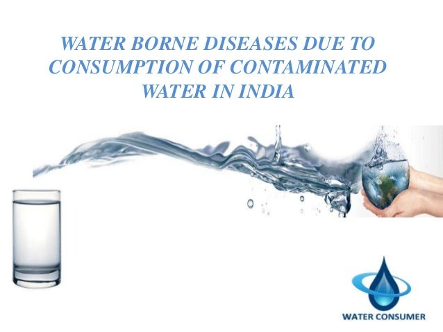 Water borne diseases