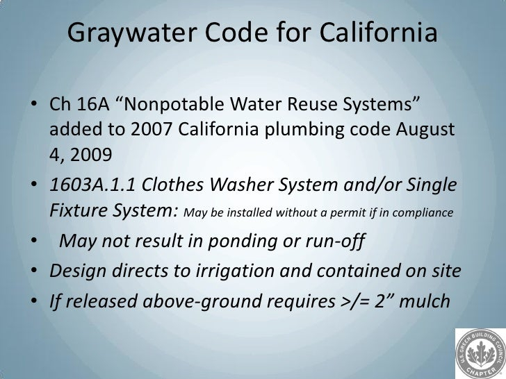 Water Conservation And Reuse Strategies