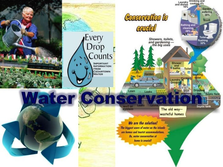 Water Conservation<br />