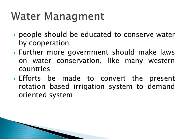 essay on water shortage in pakistan Opinion: pakistan's water shortage is a myth the country's water scarcity is socially constructed, and large farmers engaged in agricultural exports are the .