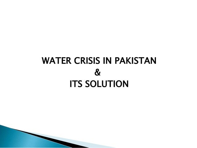 water crisis in its solutions water crisis in its solution 3