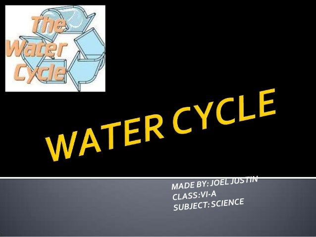 The water cycle, also known as the hydrological cycle or H2O cycle, describes the continuous movement of water on, above a...
