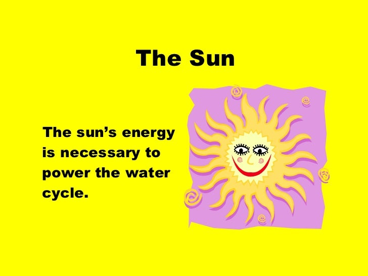 Water Cycle[1] Power Point