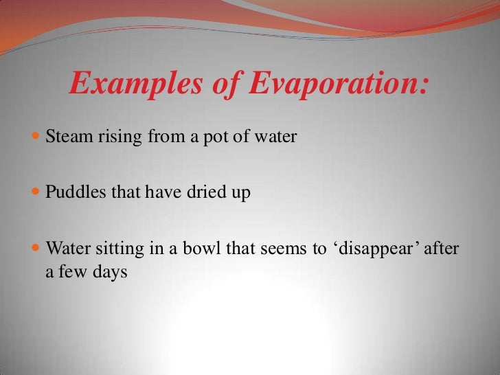 Water cycle final