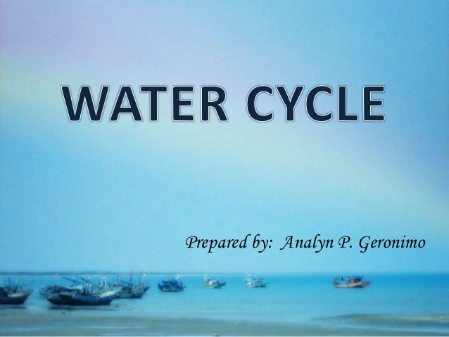 Water Cycle Powerpoint 57