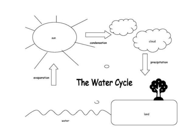 water cycle worksheet. Black Bedroom Furniture Sets. Home Design Ideas