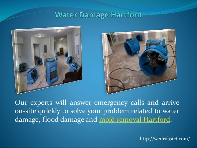 Our experts will answer emergency calls and arrive on-site quickly to solve your problem related to water damage, flood da...