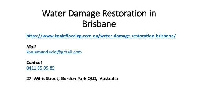 water damage restoration in brisbane 1 638
