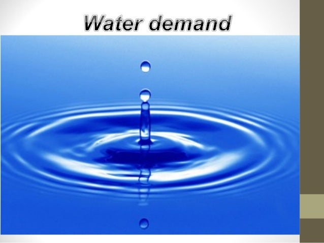 factors affecting water resources