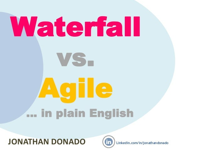 Waterfall vs Agile : A Beginner's Guide in Project Management