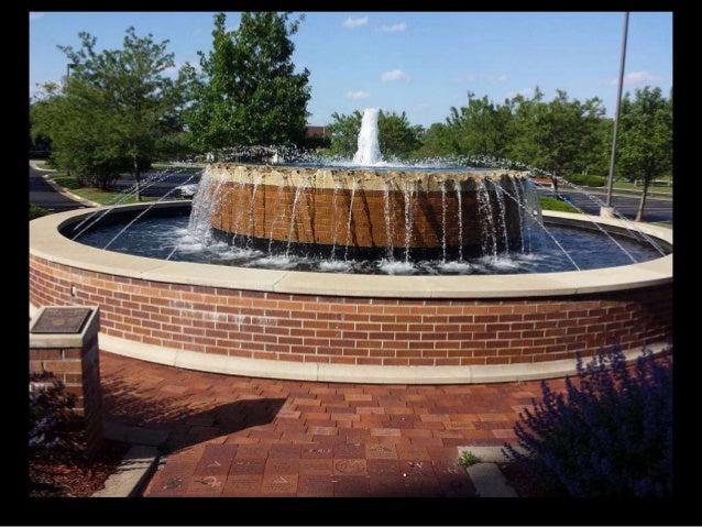 Water Features Kansas City Kansas City Masonry Fountain