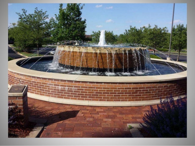 Water Features Overland Park Ks Fountain Restoration