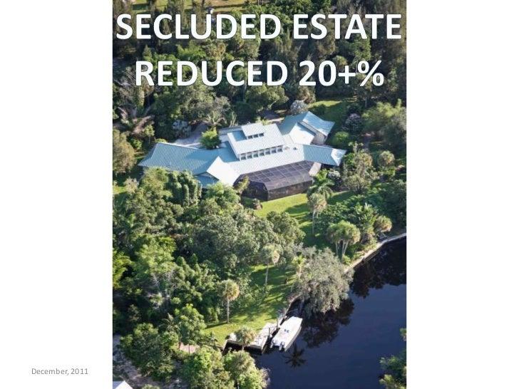 December, 2011   (c) PowRE Real Estate, Inc.