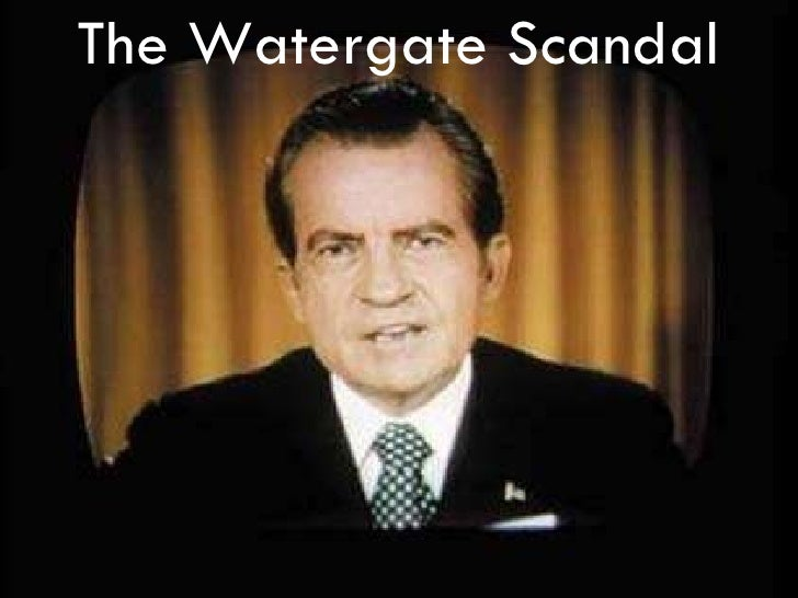 Watergate: The Scandal That Brought Down Richard Nixon