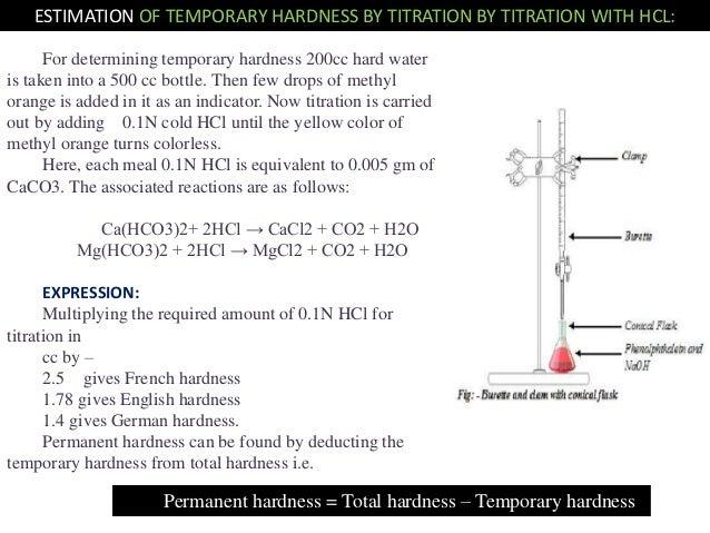 permanent hardness