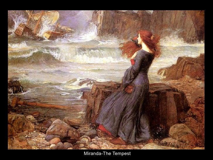 Miranda-The Tempest