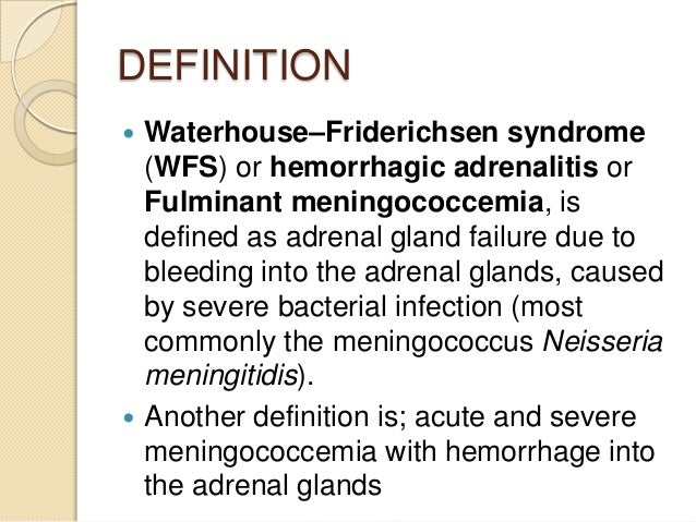 adrenal failure due to steroid use