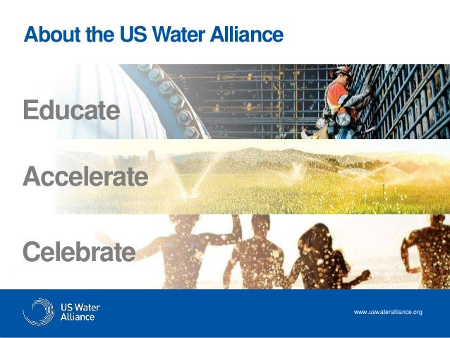 Water Infrastructure WS - Scott Berry Slide 2