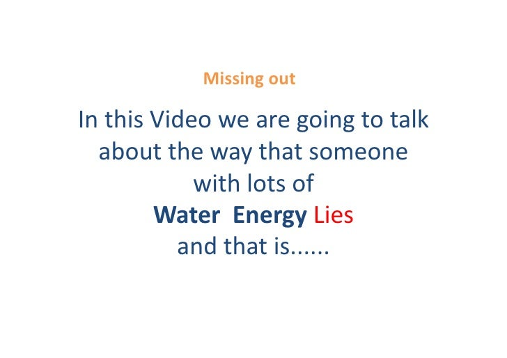 Missing	   out	     In	   this	   Video	   we	   are	   going	   to	   talk	      about	   the	   way	   that	   someone	 ...