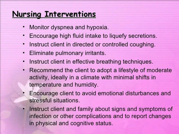 Common Respiratory Diseases