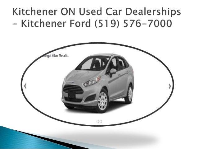 Kitchener Car Dealerships >> Ford F-150 In Kitchener ON