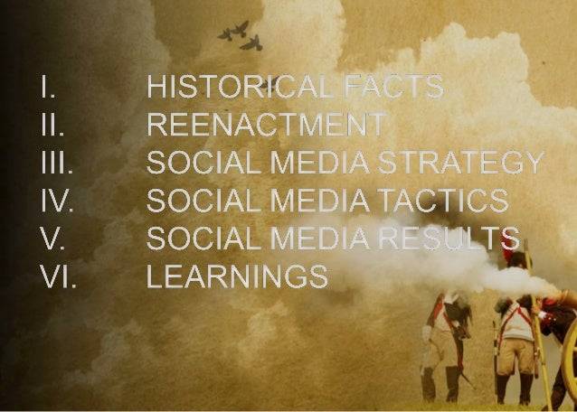 THE HISTORICAL FACTS