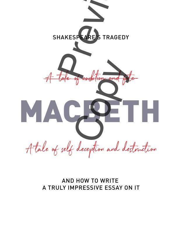 MACBETH PreviCopy