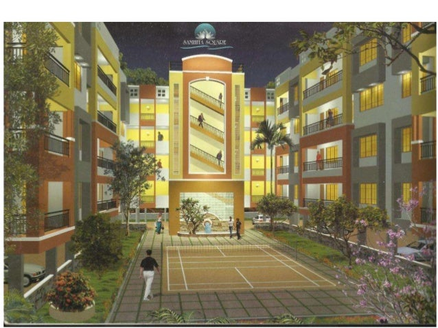 Case Study – Water Metering. • Our Apartment Located at Basavanagar, 2 Km away from Old Airport Road • 95 Apartments in 2 ...