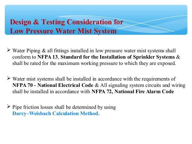 Water Mist Systems Akshay Jangam
