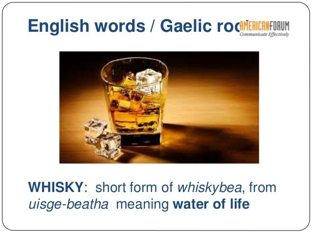 Wasser Des Lebens Whisky
