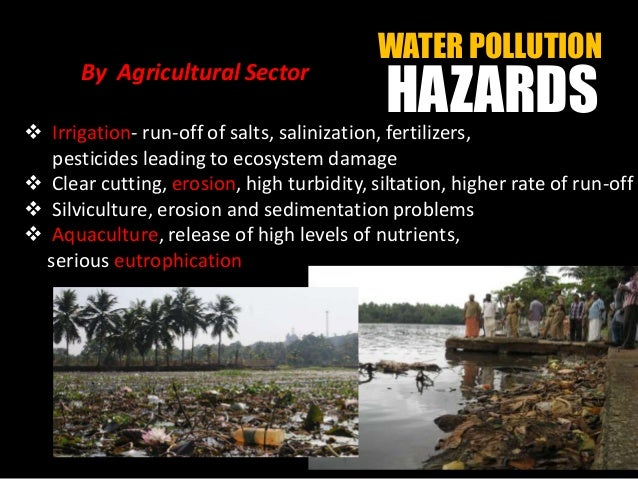 impact of industrial pollution on human Human impact on the natural environment natural resources for industrial products where there are significant risks of radioactive pollution such as at.