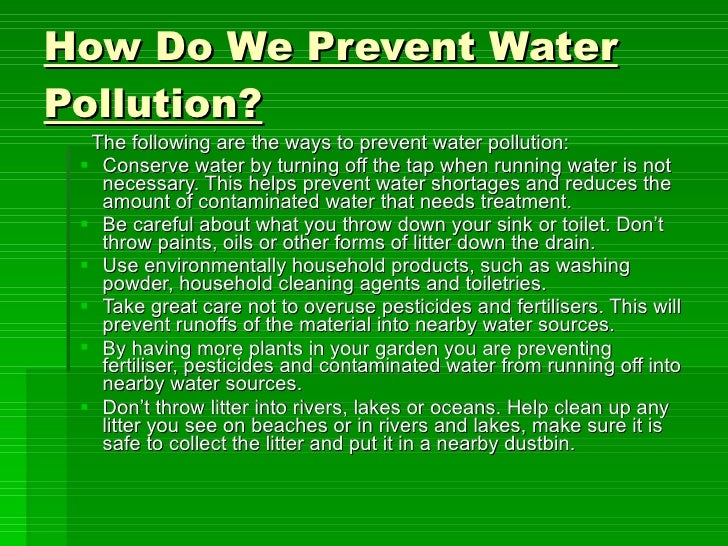 Ways To Prevent Land Pollution Pictures to Pin on ...