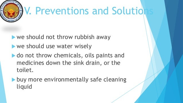 problem solution essay water Title for an essay about water pollution problem-solutionquot essay in pollution the example water is based on a task in grade 6 humanities at uwcsea.