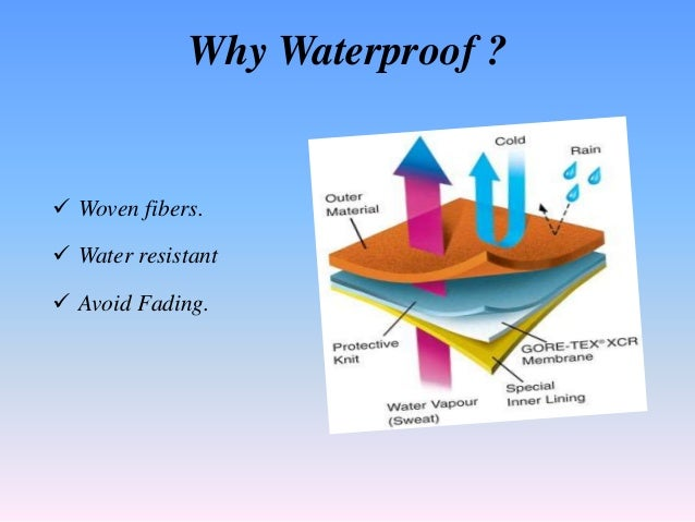 3. Why Waterproof ? Part 81