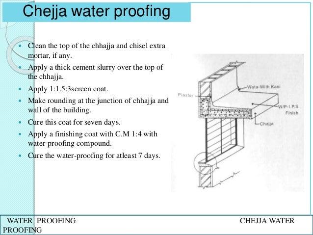 Wonderful Chejja Water Proofing WATER PROOFING CHEJJA WATER PROOFING; 21.